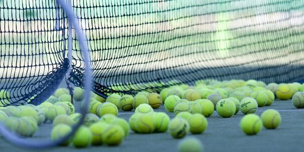 Tennis spielen, einige Tipps